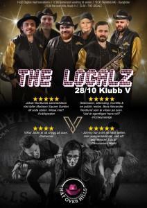 The Localz affisch